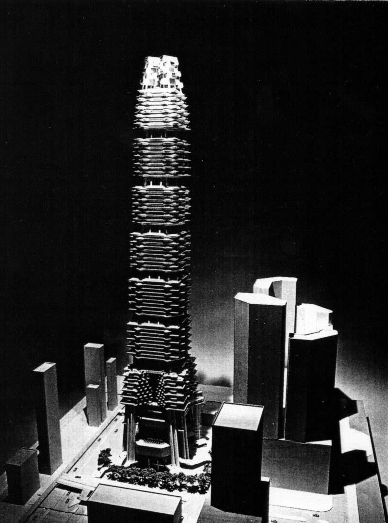Sino Tower, 1989