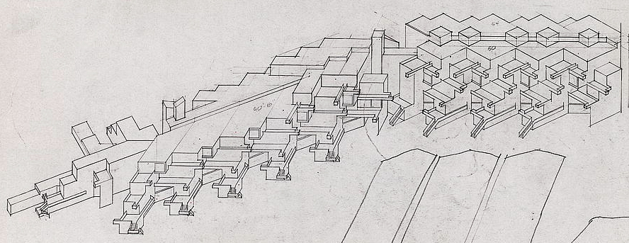 Miami Housing Project, 1973