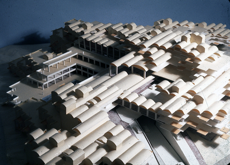 Jerusalem Hotel Project, 1974