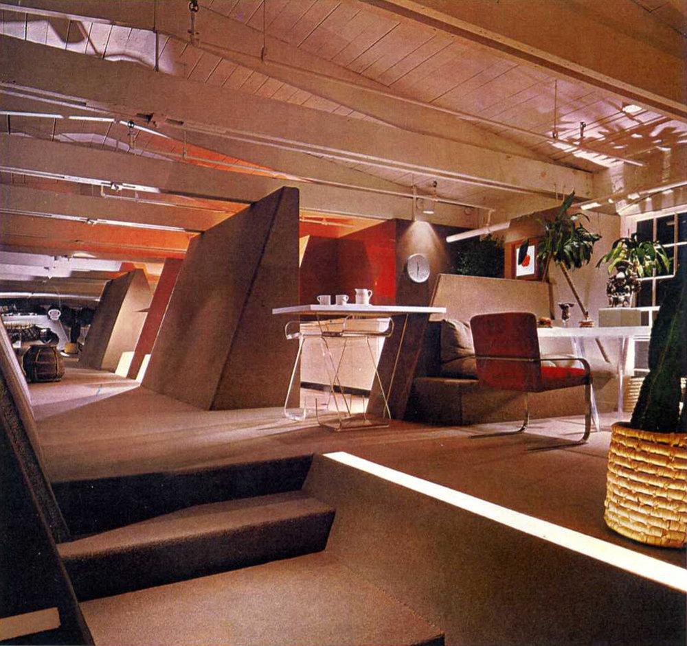 Strutin Residence, 1975
