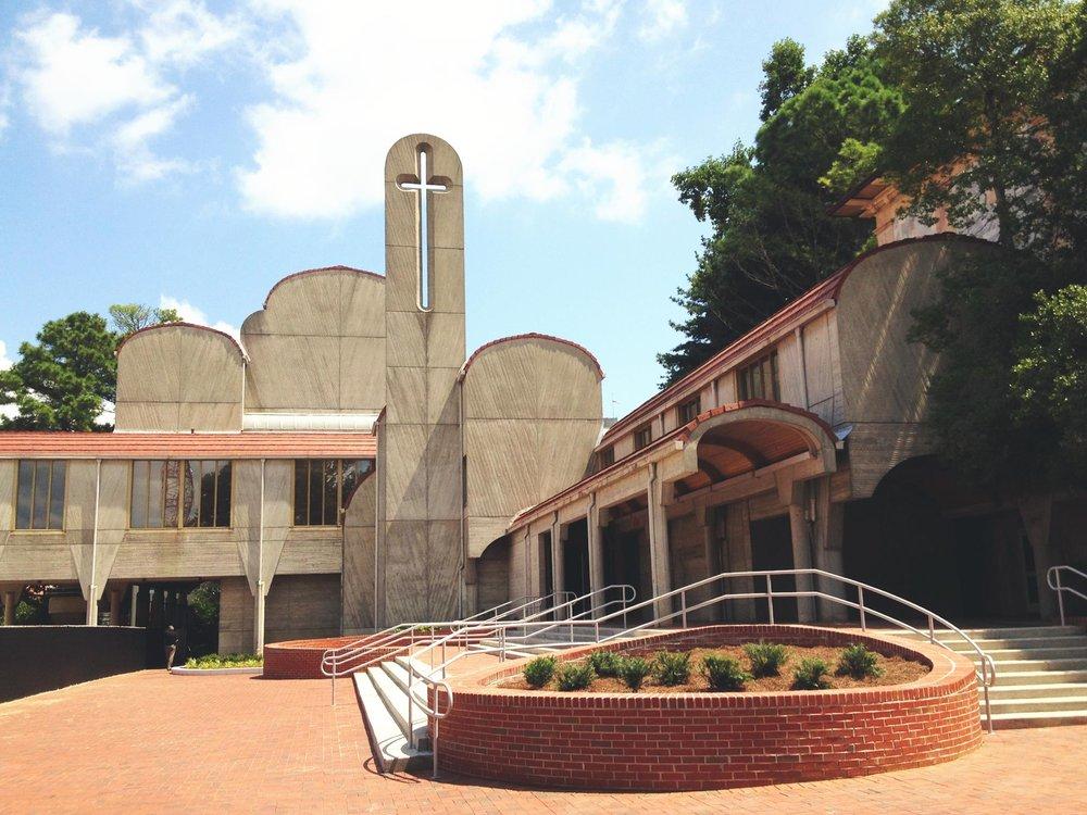 Cannon Chapel, 1975