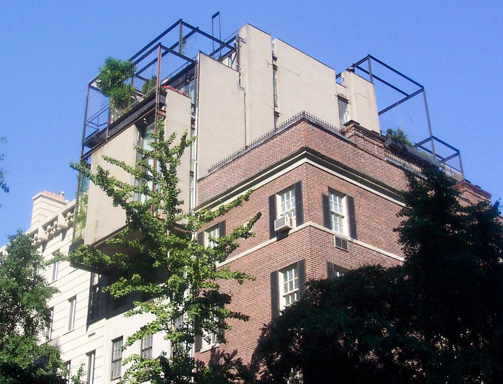 Rudolph Residence, 1977