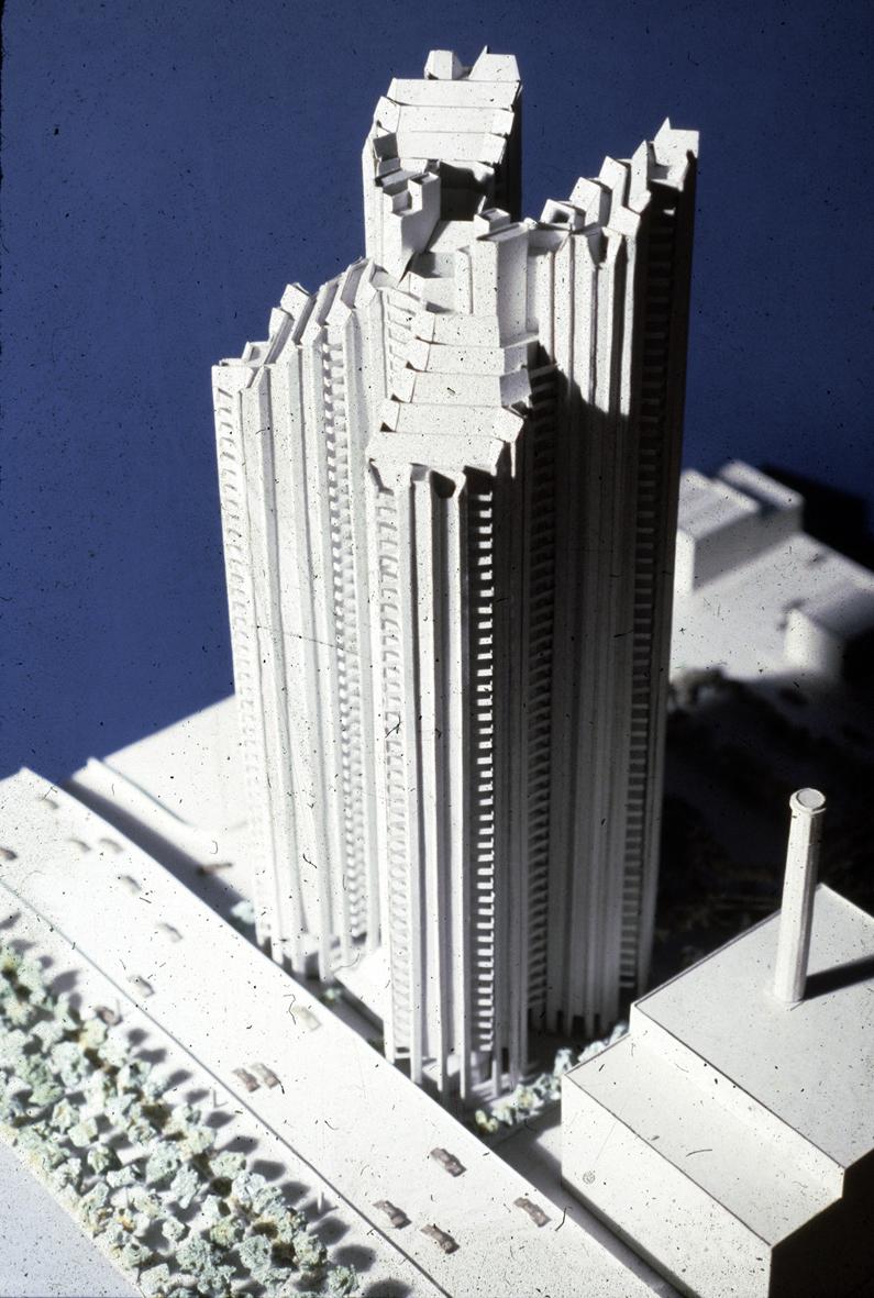 Zucker Commercial Complex, 1978