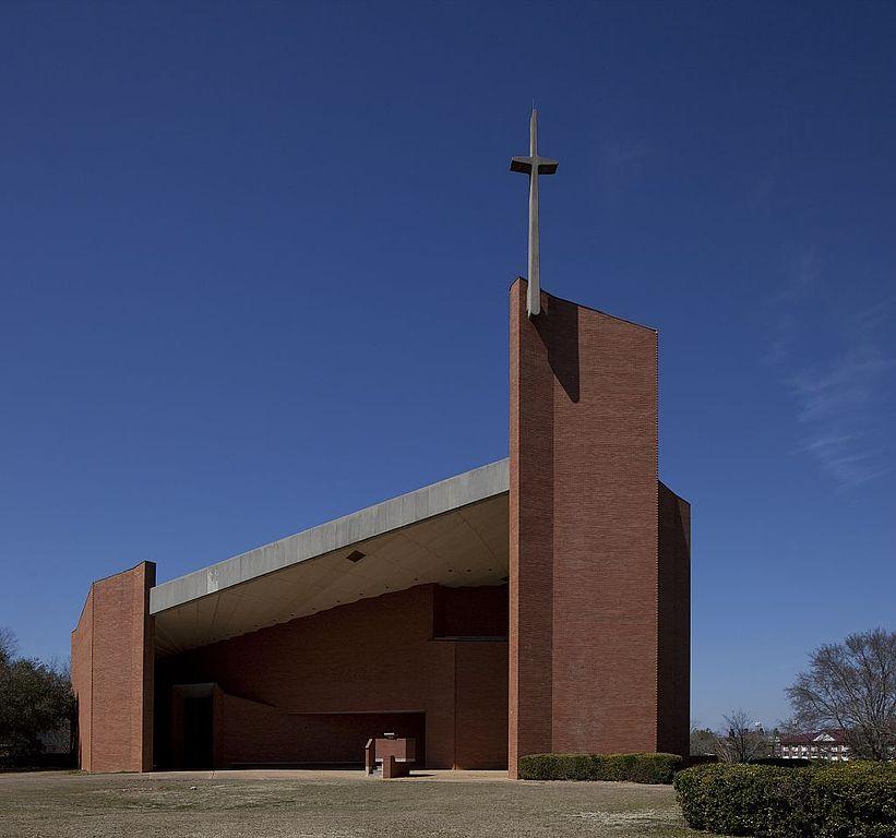 Tuskegee Chapel, 1960