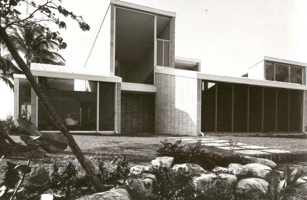 Daisley Residence, 1960