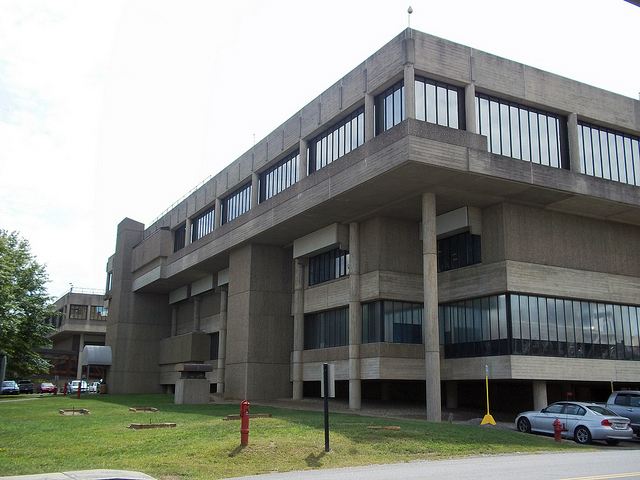 IBM Research Building, 1962