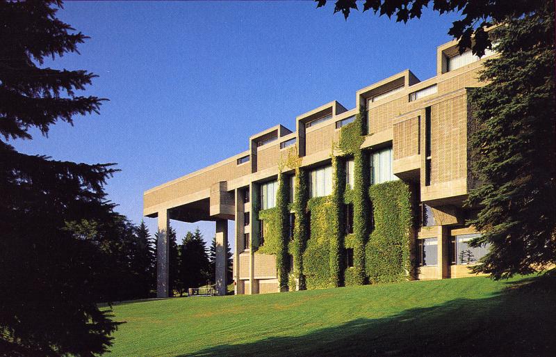 Dana Creative Arts Center, 1963