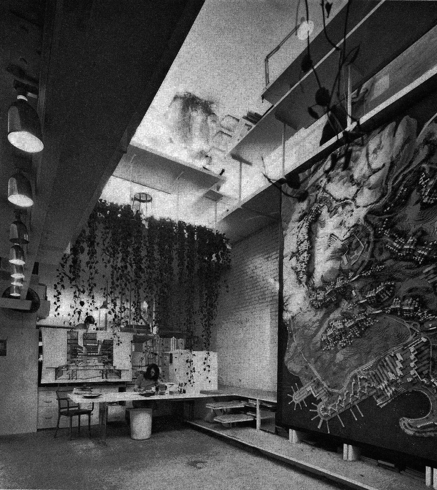 Rudolph Architectural Office, 1964