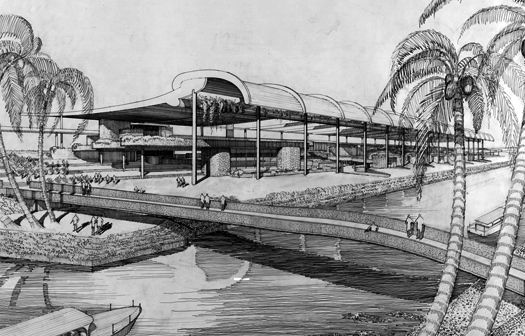 Interama Project, 1964