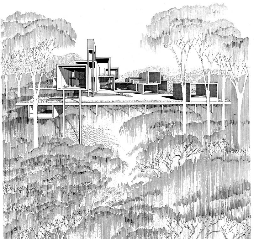 Callahan Residence, 1965