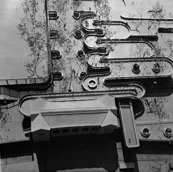 John Jay Park, 1966