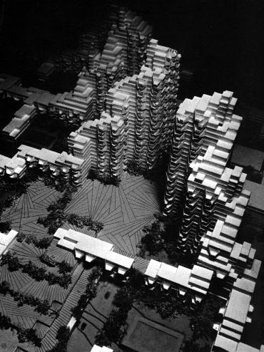 Fox Hill Development, 1967