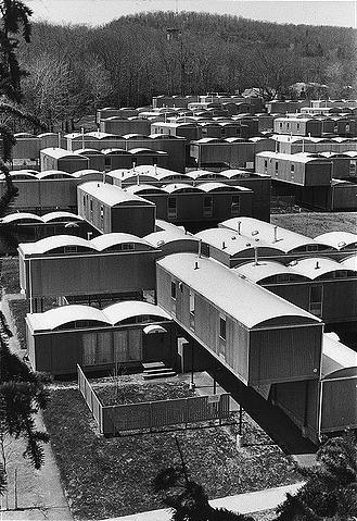 Oriental Masonic Gardens, 1968
