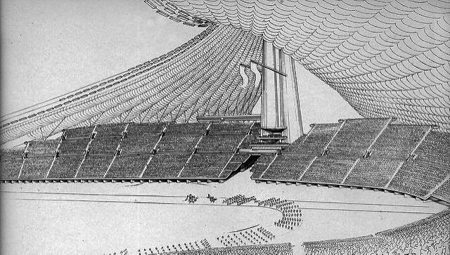 Saudi Arabian Stadium, 1968