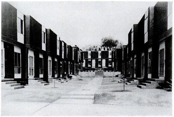Magnolia Homes Housing, 1968
