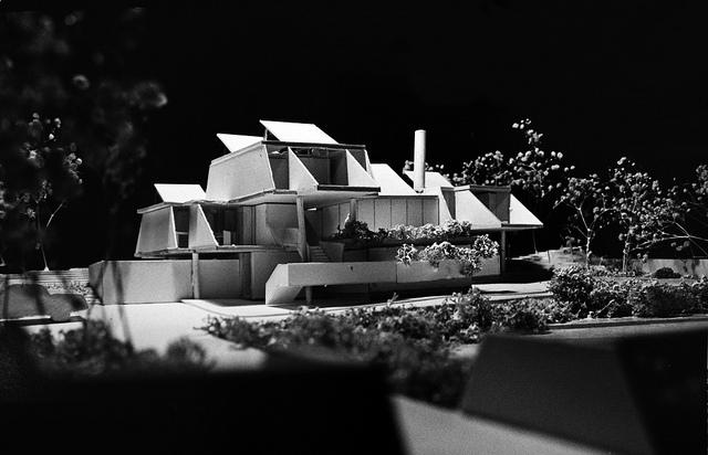 Raich Residence, 1969
