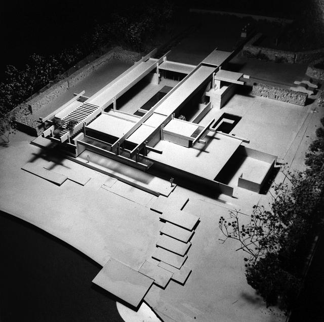 Pistell Residence, 1969
