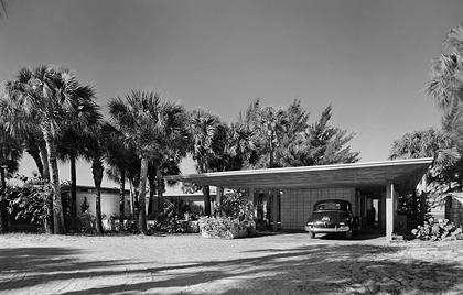 Stoller, Ezra, 1915-2004.  Denman House, Location: Sarasota FL, Architect: Paul Rudolph and Ralph Twitchell.  Esto <https://www.estostock.com>