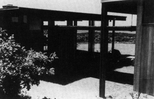 Twitchell Residence, 1947