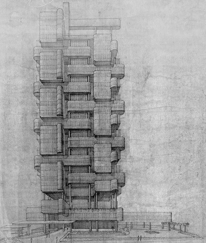 Medical Arts Building, 1990