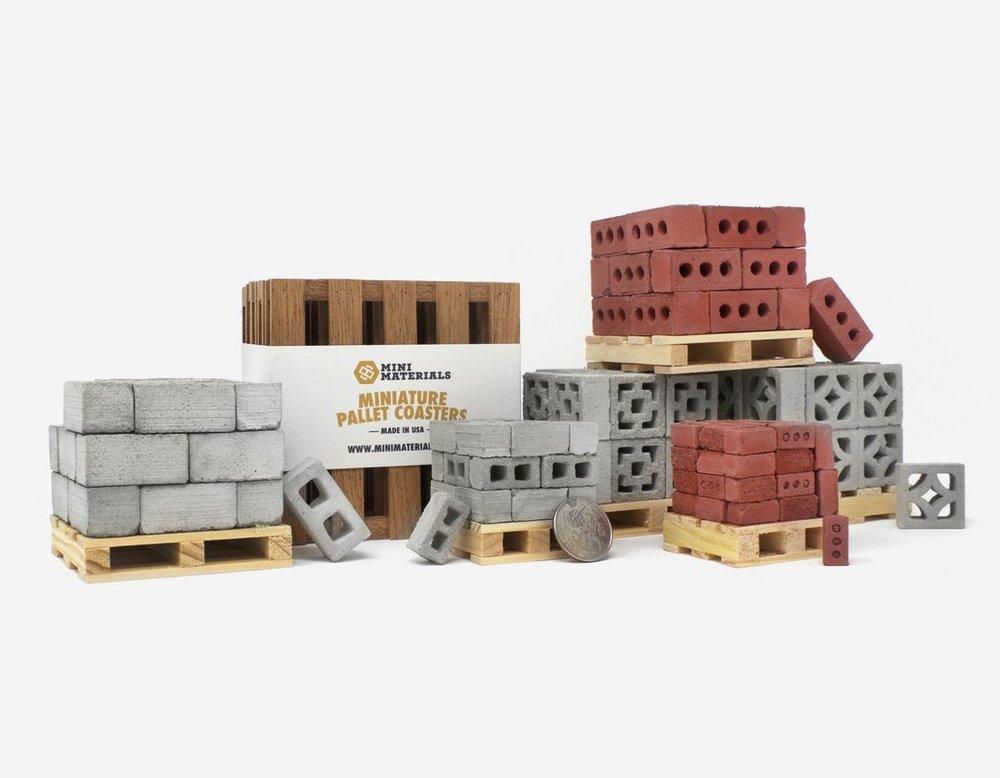 Photo: Mini Materials