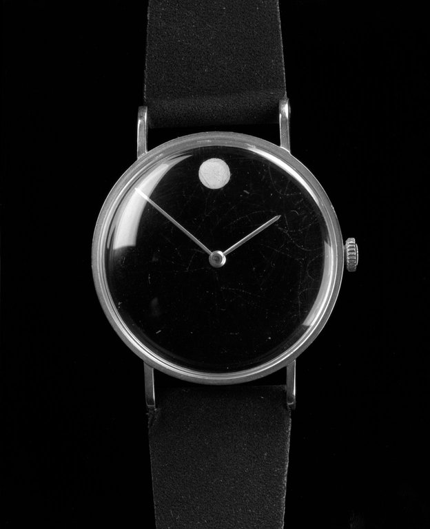 "The ""Museum Watch"". Photo: Brooklyn Museum"