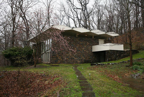 Paul Rudolph's Fullam Residence, from 1959. Photo: Chris Mottalini and Eric Wolff
