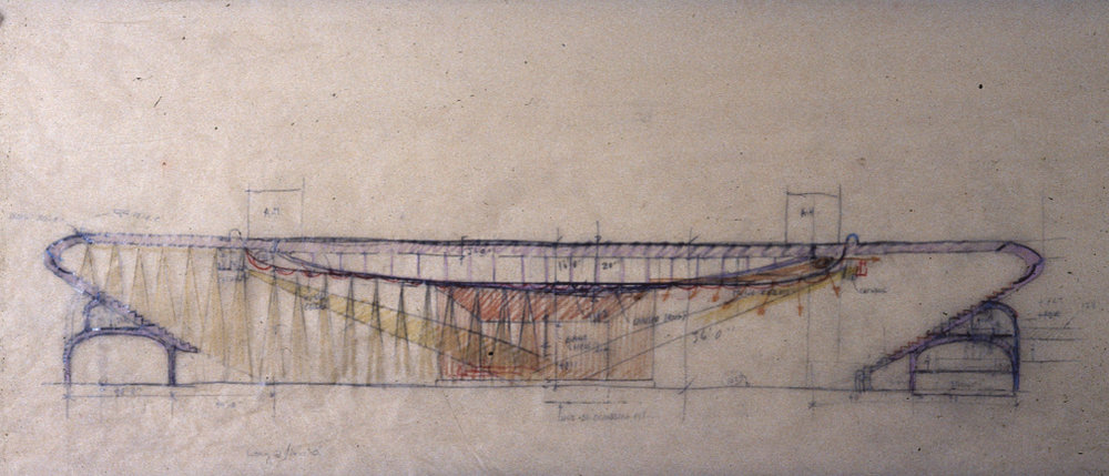 Image from the Archives of the Paul Rudolph Heritage Foundation