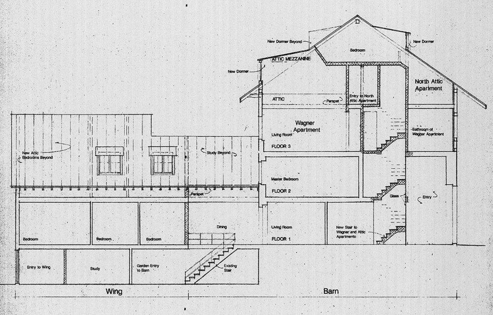 Wagner Residence, 1994