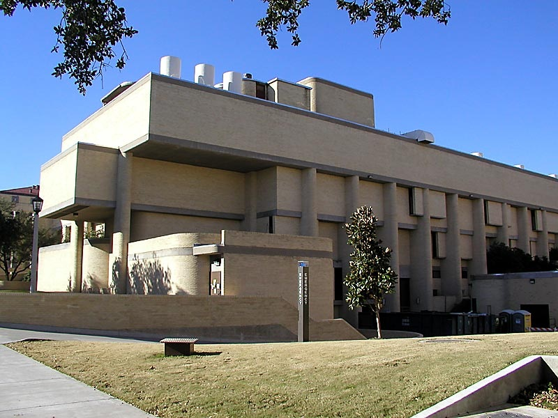 Bass Physical Sciences Building, 1966