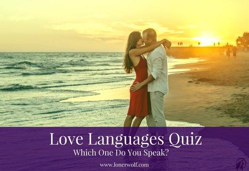 Love Languages Quiz