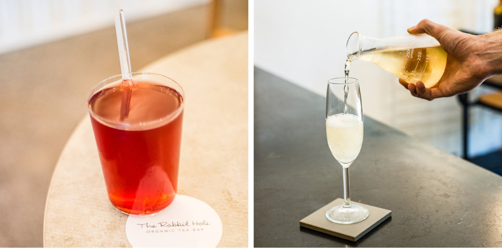 Cocktails from Rabbit Hole and T Totaler