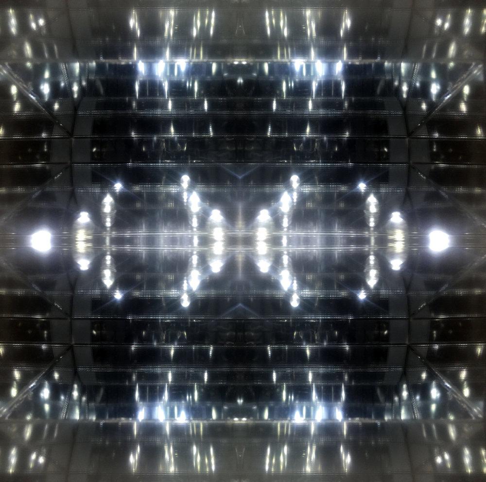 Interior View of infinity helm