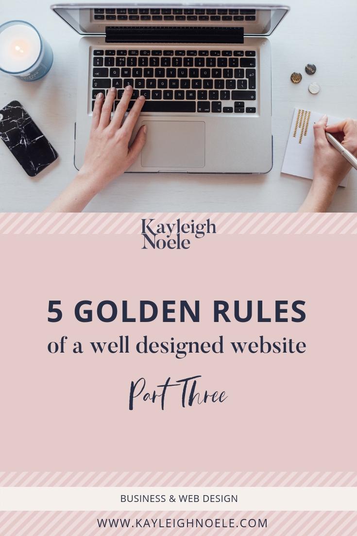 How to Design a Good Website for Female Entrepreneurs