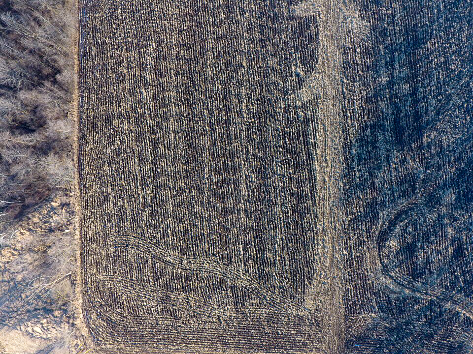 Crop Damage - If you've ever had crops become damaged by a storm, you know the importance of accurately assessing the damage. We use drones to more effectively and efficiently located damaged vs undamaged crop to gain precise estimates for recovering losses for crop insurance. Having this data allows farmers to negotiate fair crop loss percentages.