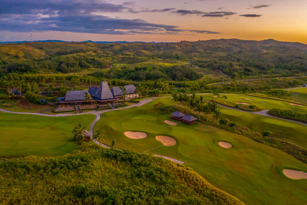 Golf Course Property Photography