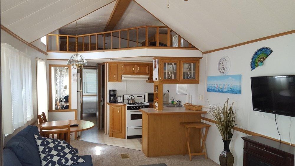 Cabin 4 interior