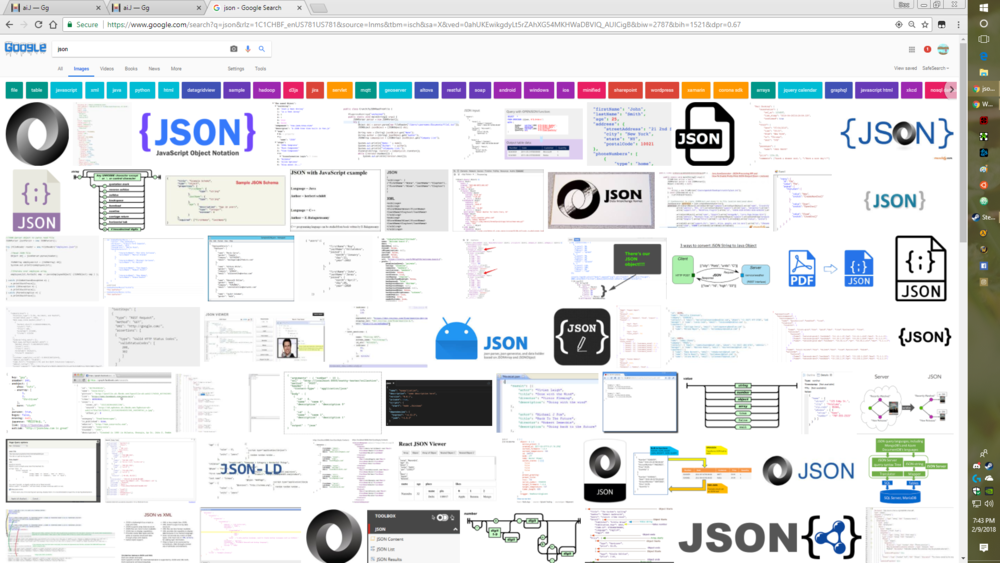 play - play w json