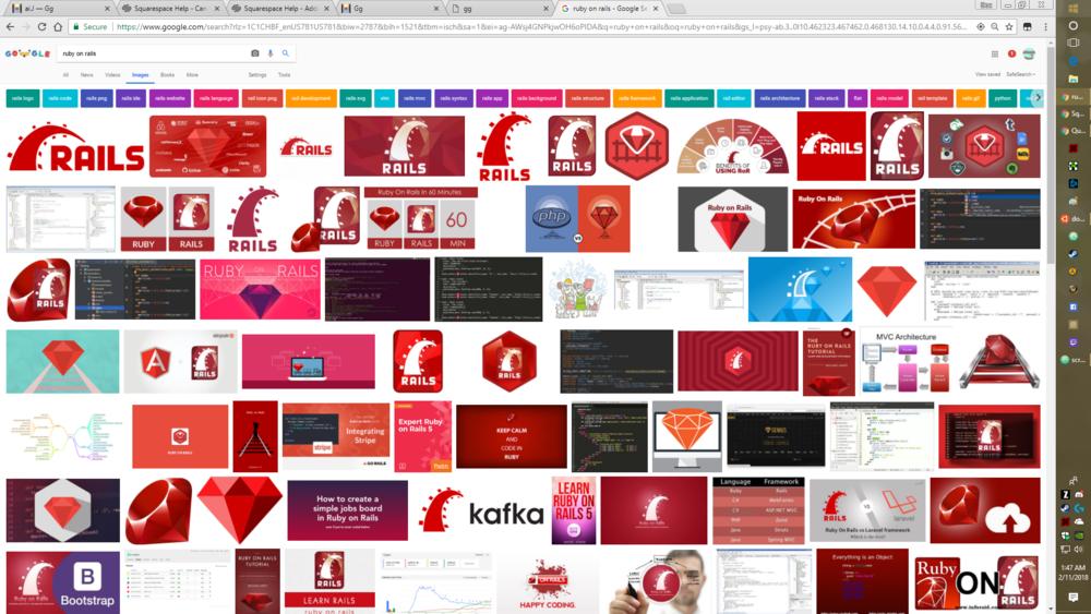 Ruby on Rails -