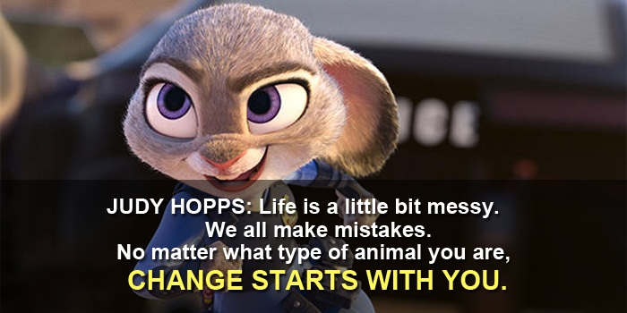 zootopia - Try-ers are Try-ing
