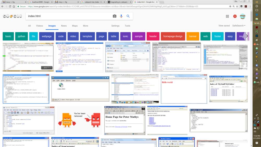 index.html -