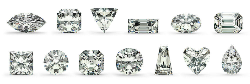 color; clarity; cut; carat weight