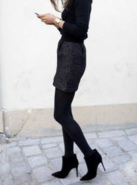 Office Ankle Boots