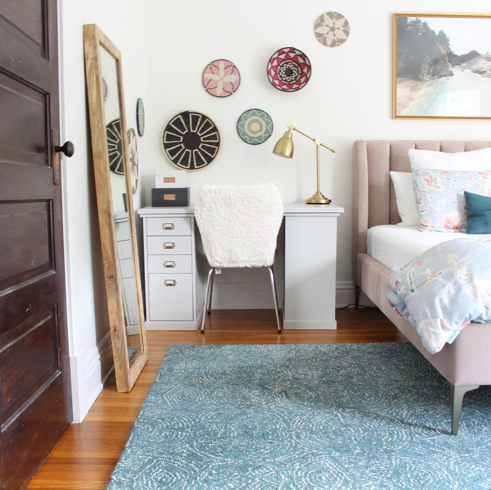 Sweetest Girl Bedroom Retreat