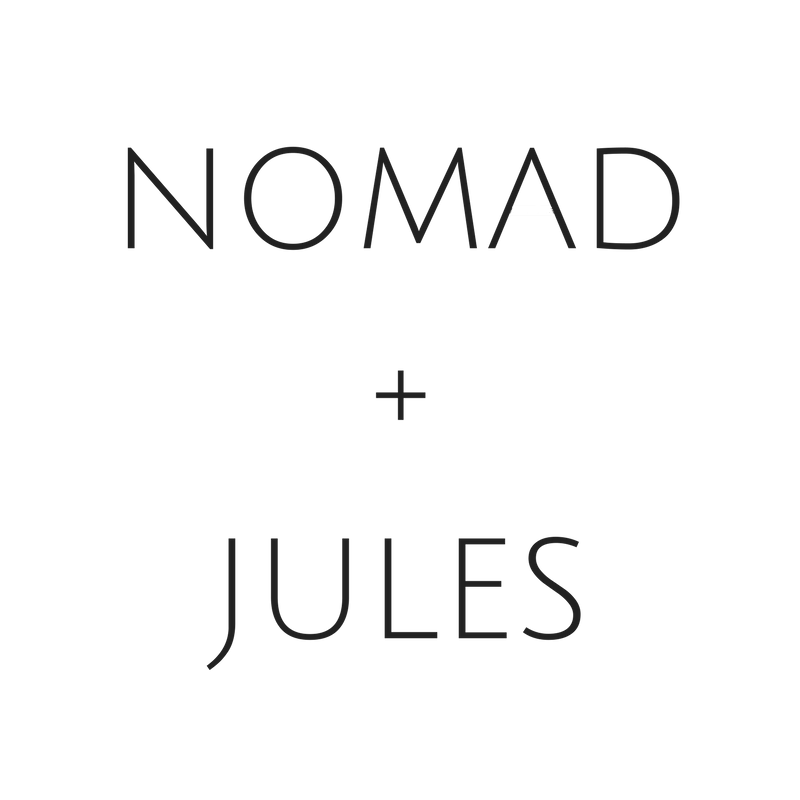 NOMⴷD + JULES: authentic travel experiences