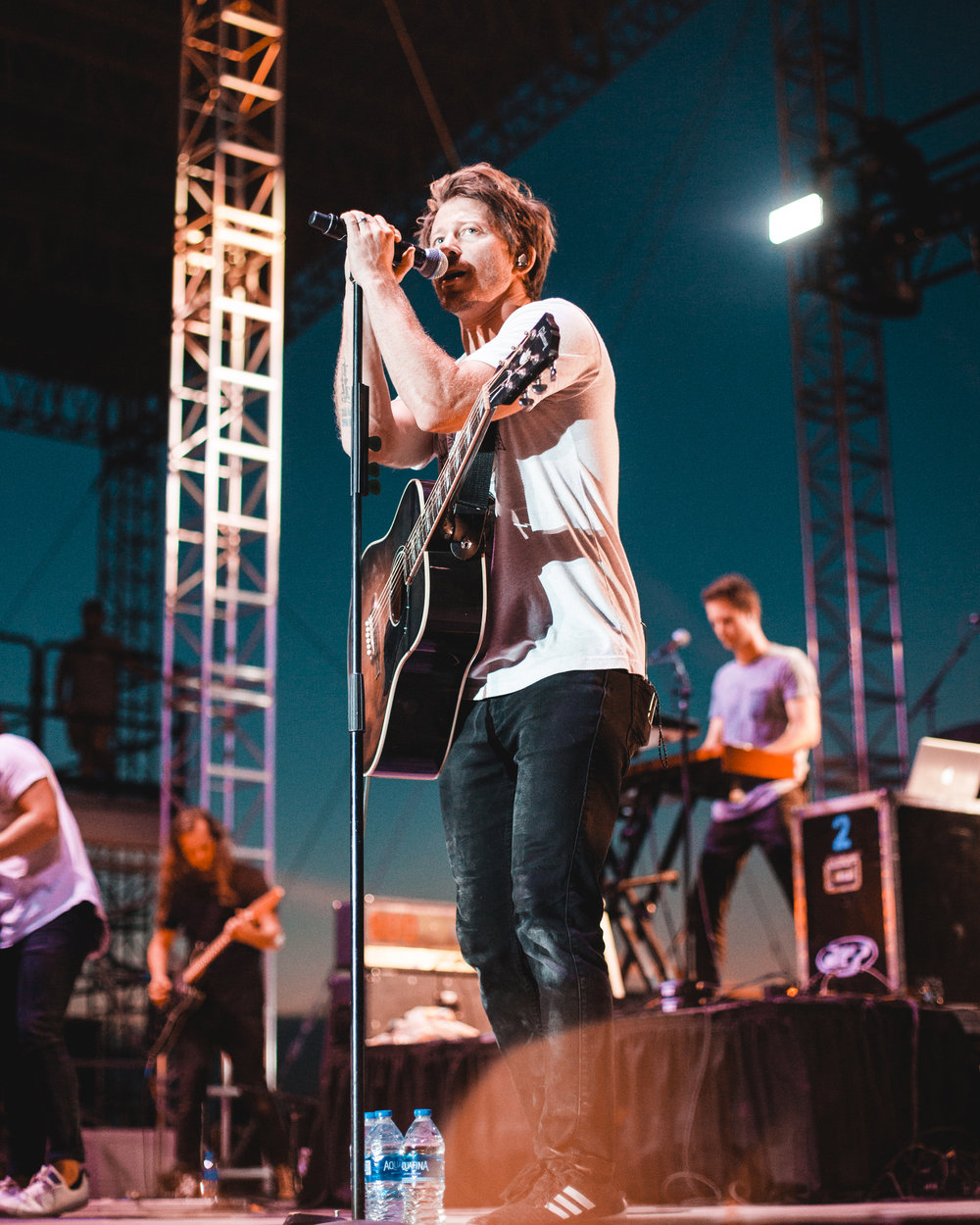 Tenth Avenue North - Concert Photos