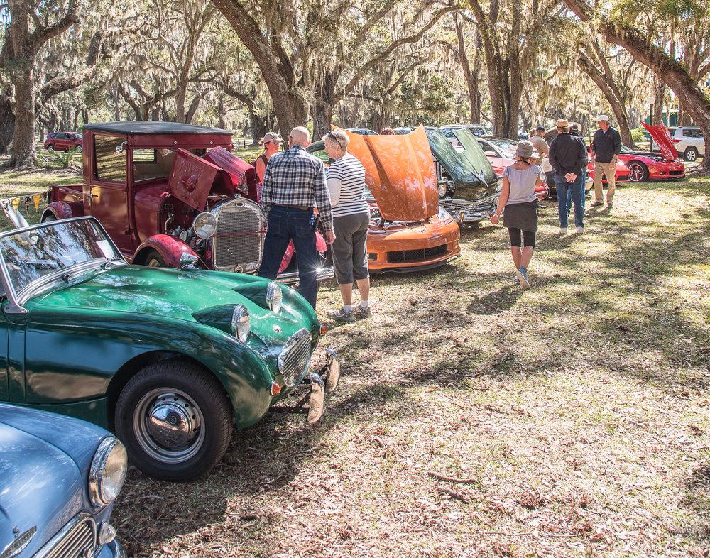 March 9, 2018 - Jekyll Island Car Club Show