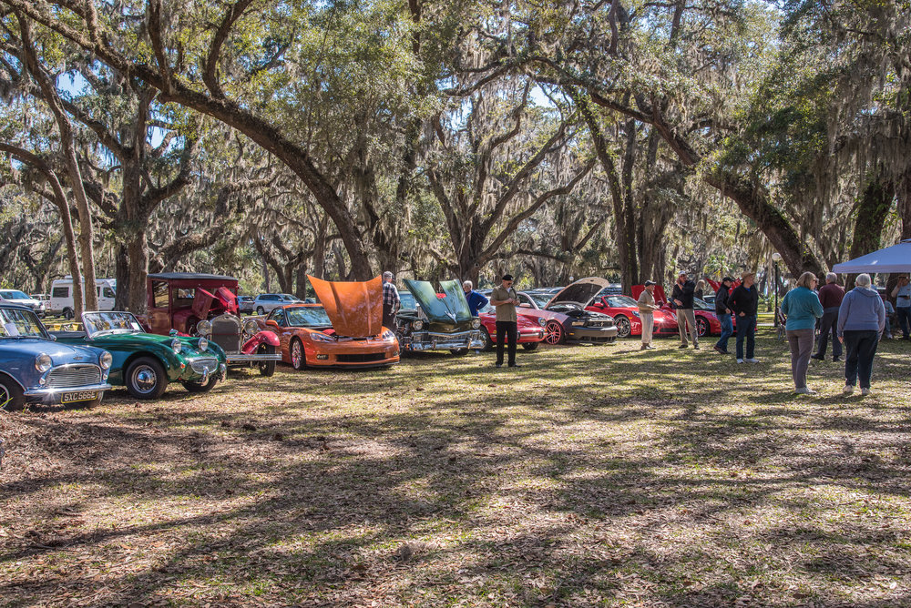 Shrimp and Grits Car Show - There will be a car show on the island during Shrimp and Grits Festival. The Jekyll Island Authority is taking the lead for the event but they would like the Jekyll Island Car Club to help with the organizing and the daily activities. The JIA will also be in charge of trophies and judging.  Friday, September 14th through Sunday, September 16th are the dates for the event. This sounds like a really great time for the Jekyll Island Car Club and a first for the Shrimp and Grits Festival.