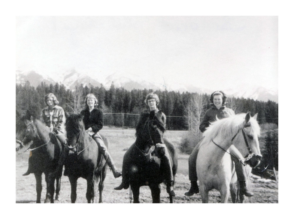 History - Growing up on the family farm in the Swan Valley, the values of working hard and working together were instilled in Jean at a young age. She grew up in a family of strong, involved women. Her grandmother was born in Bannock and educated as a teacher. She served on the Swan Valley School board for 16 years. She was instrumental in getting Seeley-Swan High School funded and built. Prior to its opening in 1964, students in the Swan had the longest bus ride in the United States – 180 miles per day. Jean's mother served on the first board of directors for the Seeley-Ovando-Swan Health Center, providing access to health care in the valley. Curtiss learned by example to get involved and get things done to improve your community.