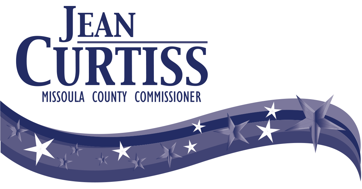 Re-Elect Jean Curtiss Missoula County Commissioner